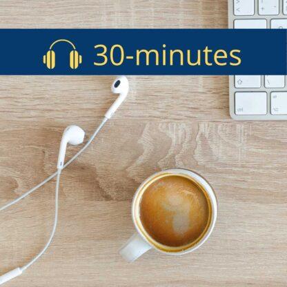 online italian lesson 30 minutes
