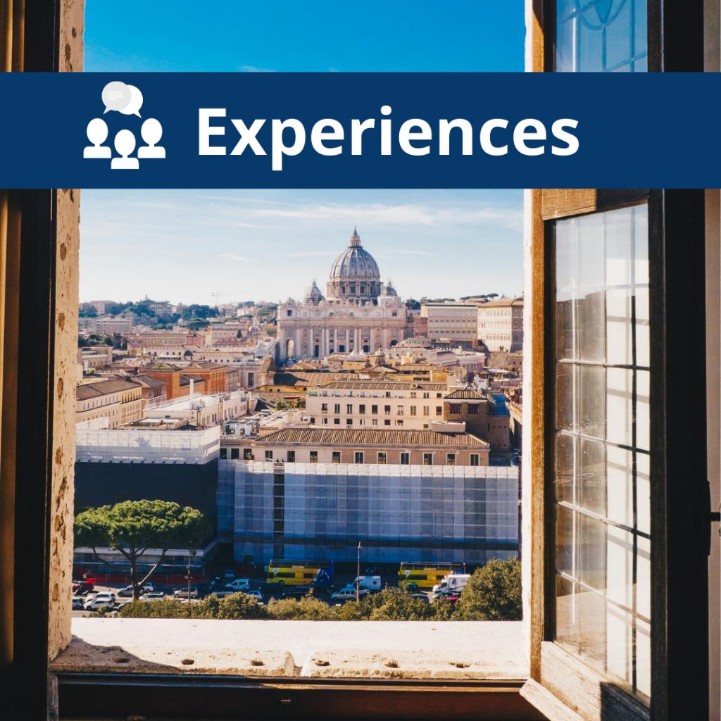 italian experiences